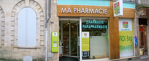 Ma Pharmacie Decazes,Libourne