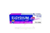 Elgydium Dentifrice Kids 2/6 Ans Grenadine Protection Caries Tube 50ml à Libourne