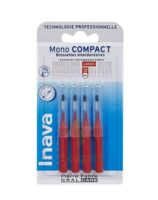 Inava Brossettes Mono-compact Rouge Iso 4 1,5mm à Libourne
