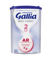 GALLIA BEBE EXPERT AR 2 Lait en poudre B/800g à Libourne