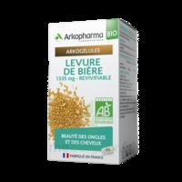 Arkogélules Levure De Bière Revivifiable Bio Gélules Fl/45 à Libourne