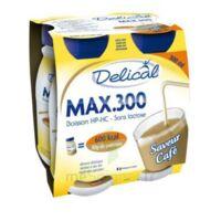 DELICAL MAX 300 SANS LACTOSE, 300 ml x 4 à Libourne