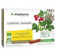 Arkofluide Bio Ultraextract Solution Buvable Confort Urinaire 20 Ampoules/10ml à Libourne