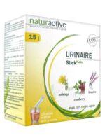 NATURACTIVE FLUIDE STICK URINAIRE, bt 15 à Libourne