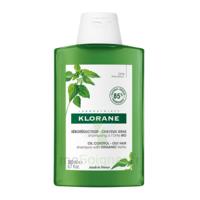 Klorane Ortie Shampooing Séboréducteur Cheveux Gras 200ml à Libourne