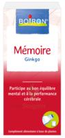 Boiron Mémoire Ginkgo Extraits de plantes Fl/60ml à Libourne