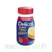 Delical Boisson Hp Hc Concentree Nutriment Vanille 4bouteilles/200ml à Libourne