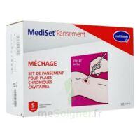 MediSet® set de pansement Plaie Chronique Méchage - Boîte de 5 soins à Libourne