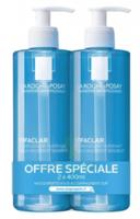 Effaclar Gel Moussant Purifiant 2*400ml à Libourne