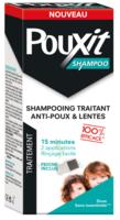 Pouxit Shampoo Shampooing traitant antipoux Fl/200ml+peigne à Libourne