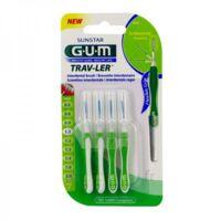 Gum Trav - Ler, 1,1 Mm, Manche Vert , Blister 4 à Libourne