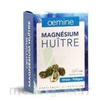 Oemine Magnésium Huître B/60 gélules à Libourne