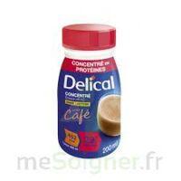 Delical Boisson Hp Hc Concentree Nutriment Café 4bouteilles/200ml à Libourne