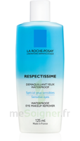 Respectissime Lotion Waterproof Démaquillant Yeux 125ml à Libourne