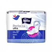 Bella Perfecta Ultra Serviette périodique jour blue maxi Sachet/8 à Libourne