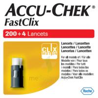 Accu-chek Fastclix Lancettes B/204 à Libourne
