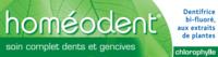 Boiron Homéodent Soin Complet Dents Et Gencives Pâte Dentifrice Chlorophylle 2t/75ml à Libourne