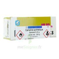 Cooper Camphre tablettes 250g à Libourne