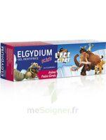 Elgydium Age De Glace Pâte Dentifrice Fraise Givrée Kids 2/6ans 50ml à Libourne