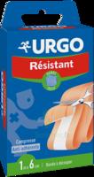 Urgo Résistant Pansement Bande à découper Antiseptique 6cm*1m