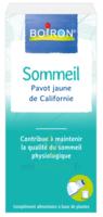 Boiron Sommeil Pavot Jaune de Californie Extraits de plantes Fl/60ml à Libourne