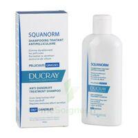 Ducray Squanorm Shampooing Pellicule Grasse 200ml à Libourne