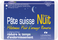 Lehning Pâte Suisse Pastilles à Sucer Bonne Nuit B/40 à Libourne