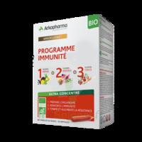 Arkofluide Bio Ultraextract Coffret Programme Immunité 3x10 Ampoules/10ml à Libourne