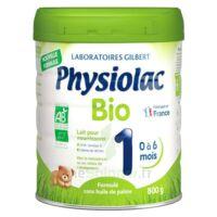 Physiolac Bio 1 Lait En Poudre B/800g à Libourne